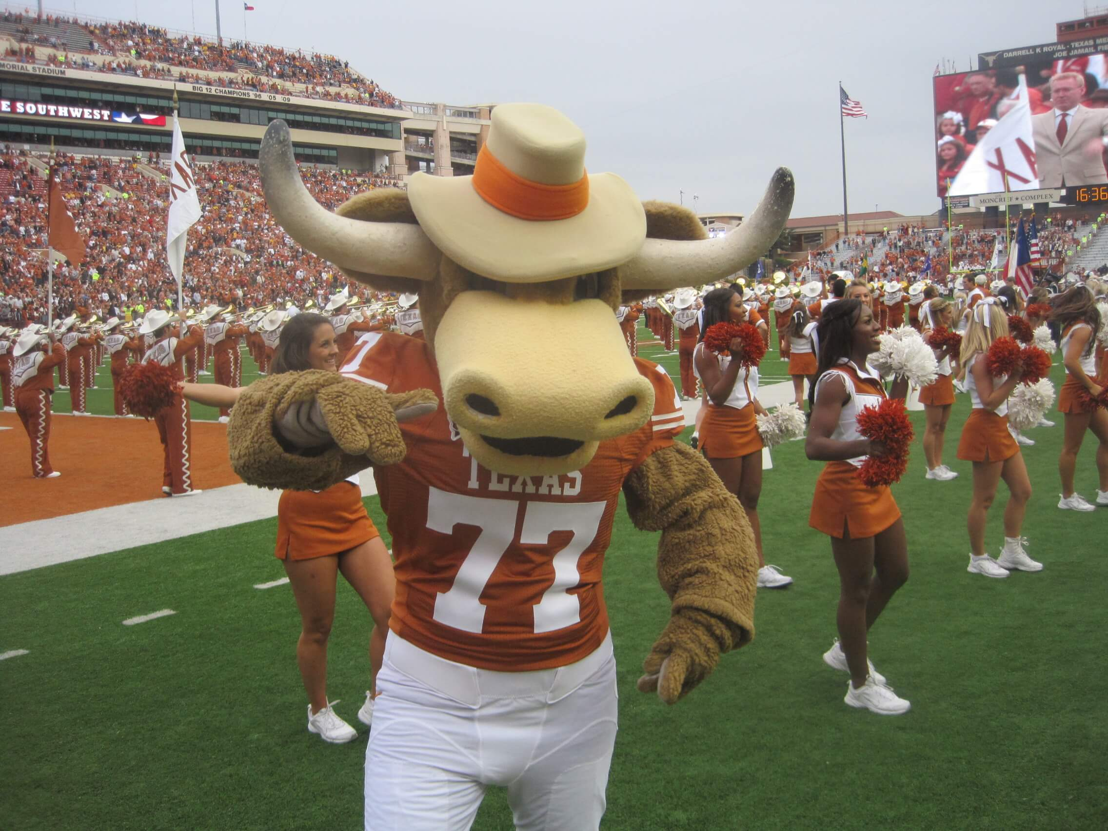 university-of-texas-sports-management