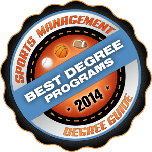 Sports Management Degree Guide - Best Degree Programs 2014