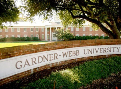 Gardner-Webb University - Sport Management