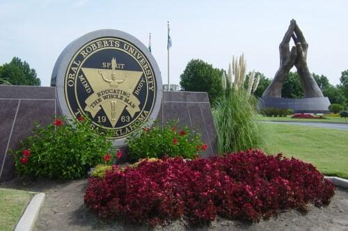 Oral Roberts University - Sports Management