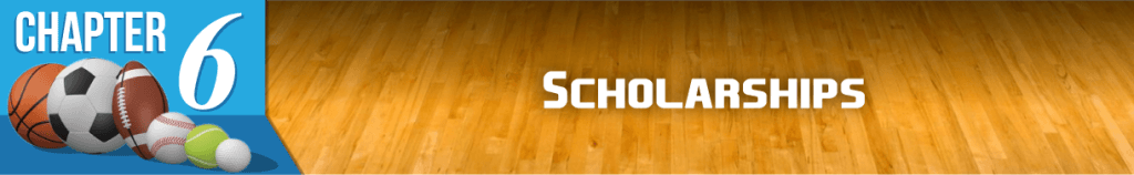 Chapter 6: Scholarships