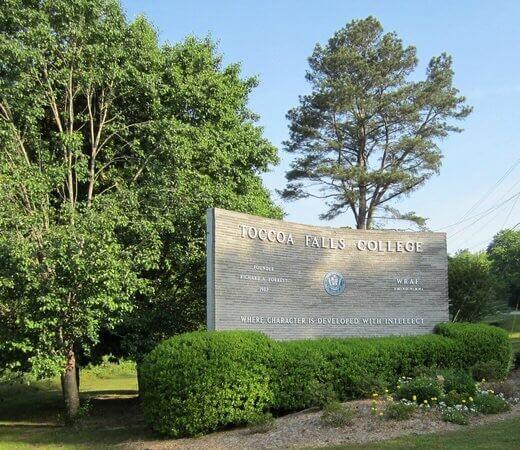 Toccoa Falls College