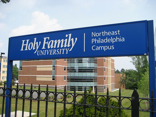 Holy Family University-Sport Management