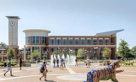 University of Memphis-Sport Management