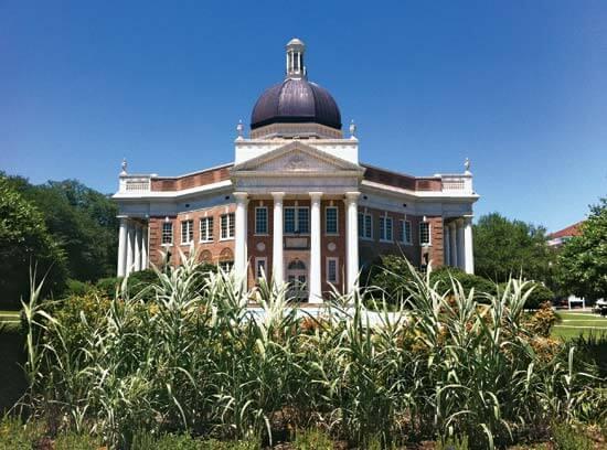 University of Southern Mississippi-Sport Management
