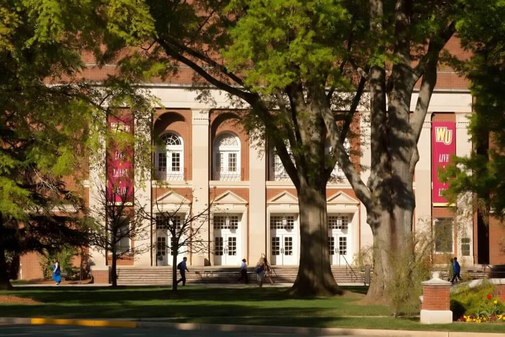 Winthrop University - Sport Management
