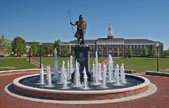 Troy University - Top Online Master's Sports Management