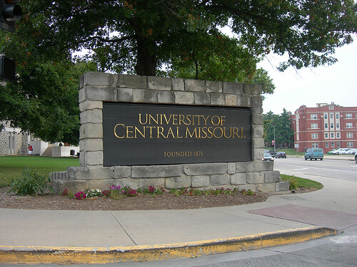 University of Central Missouri - Top Online Master's Sports Management