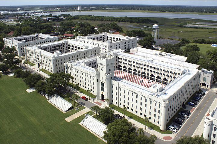 Citadel Military College of South Carolina - Bachelor's Sports Management Degree 2016