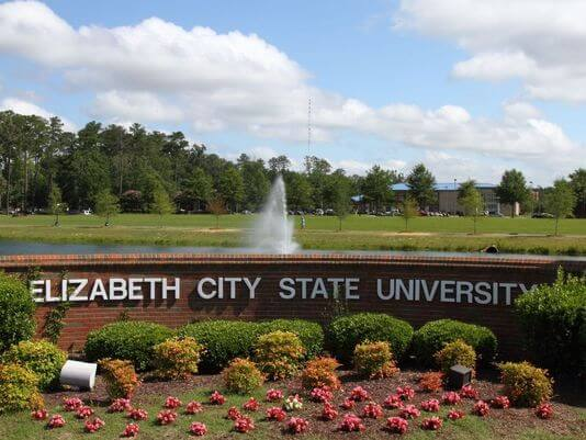 Elizabeth City State University - Bachelor's Sports Management Degree 2016