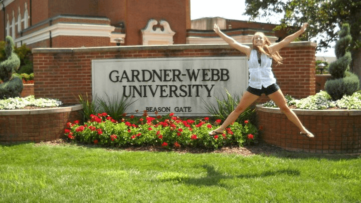 Gardner-Webb University - Bachelor's Sports Management Degree 2016