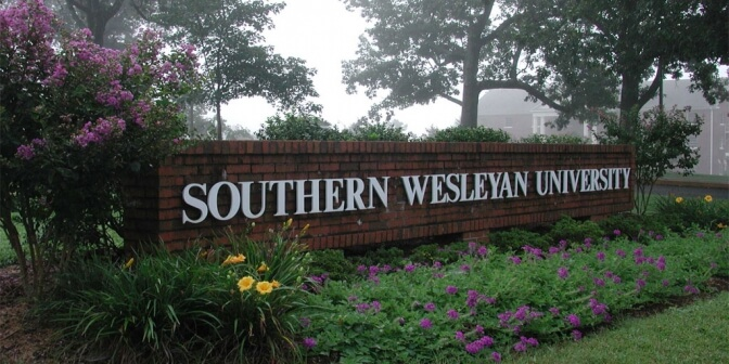 Southern Wesleyan University - Bachelor's Sports Management Degree 2016