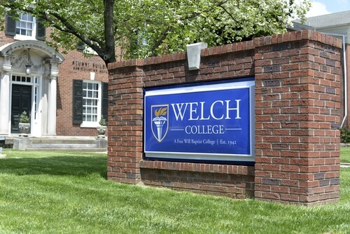 Welch College - Bachelor's Sports Management Degree 2016