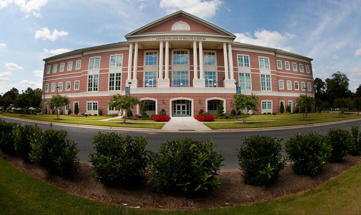 Wingate University - Bachelor's Sports Management Degree 2016