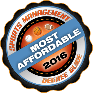 Sports Management Degree Guide - Most Affordable 2016
