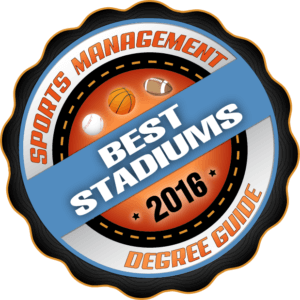 Sports Management Degree Guide - Best Stadiums 2016