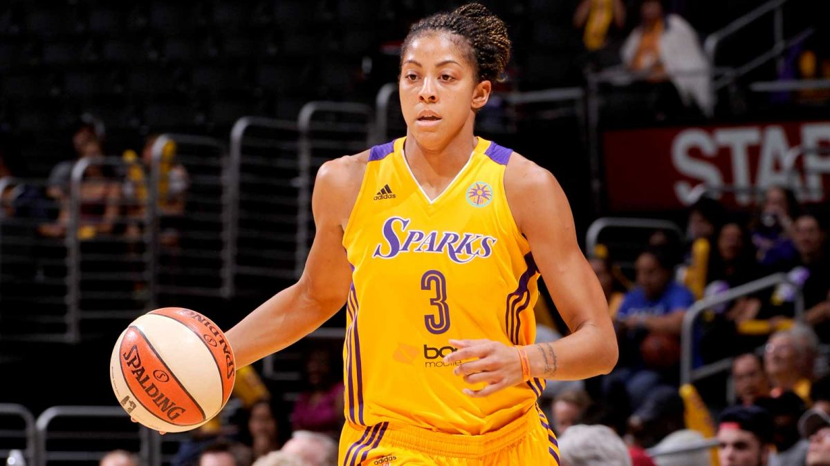 30 Most Amazing Female College Athletes in History ... Candace Parker