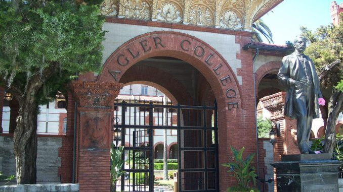Flagler College of St Augustine