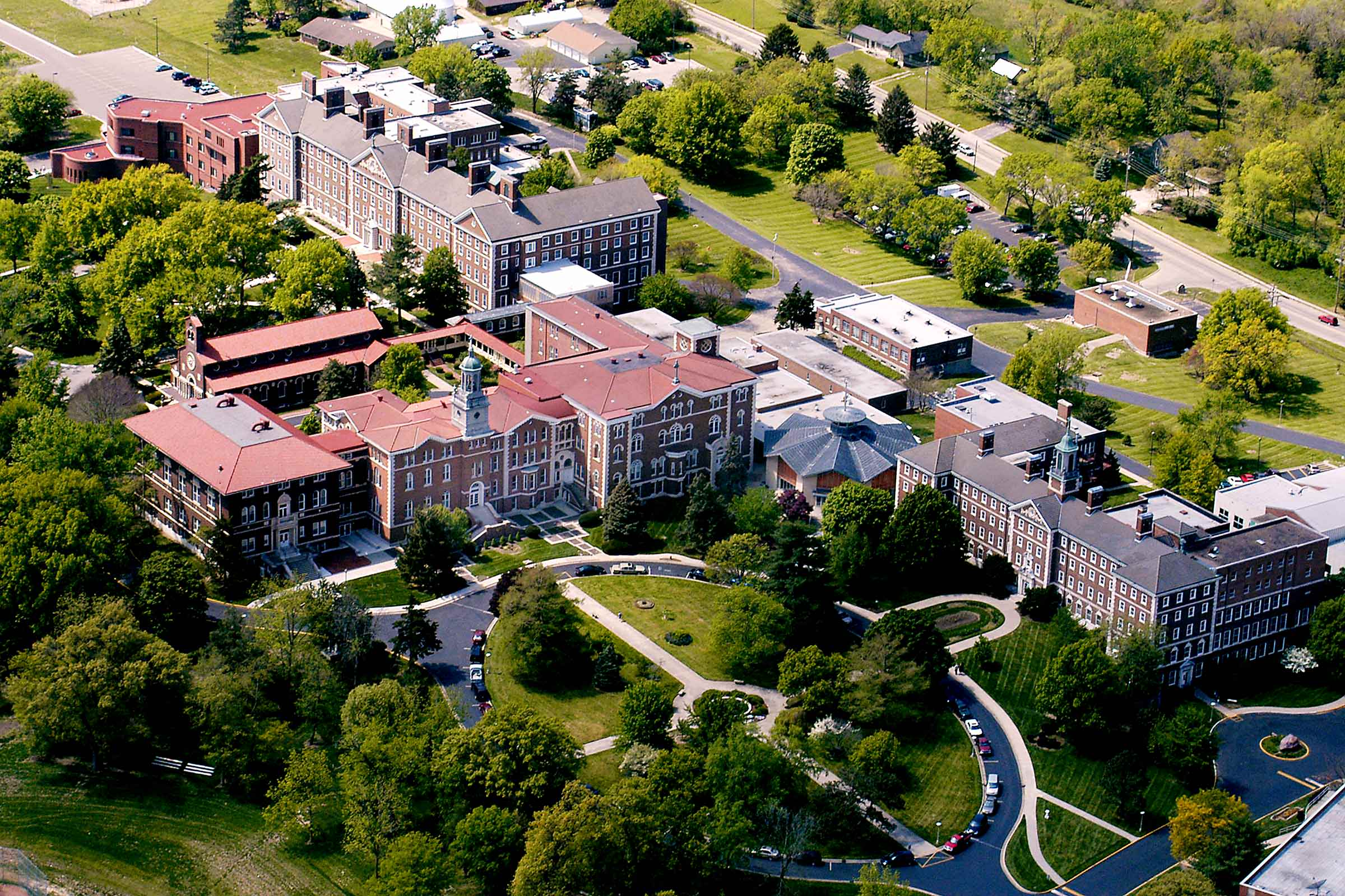 University of Saint Mary